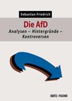 Buch: Die AfD. Analysen – Hintergründe – Kontroversen