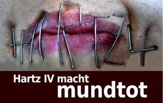 Hartz IV macht mundtot