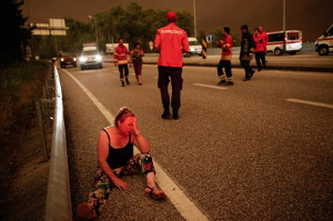 In Portugal brennen keine Hochhäuser – aber Wälder. Und was auch das mit Politik zu tun hat
