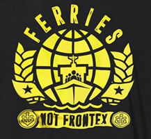 Ferries, not Frontex