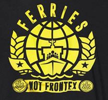 Ferries, not Frontex