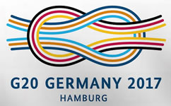 G20-Gipfel am 7./8. Juli 2017 in Hamburg