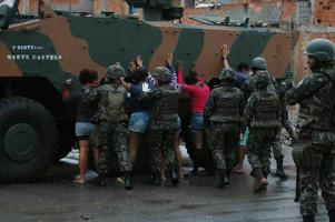 Militärpolizei in Rio: Drogenhändler müssen schwarz sein