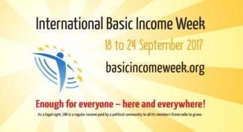 """[18.–24. September 2017] 10. Internationale Woche des Grundeinkommens: """"Es reicht! Für alle – hier und überall!"""""""