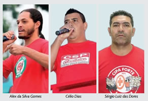 GM-Willkür: 3 linke Gewerkschafter im brasilianischen Sao José entlassen!