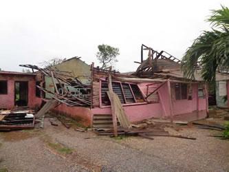 Nach dem Sturm – ohne Todesopfer - Solidarität mit Kuba