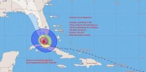 Sturm Irma auf kuba 2017