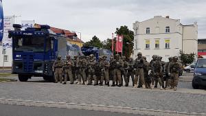 2.9.2017 SEK in Wurzen gegen Antifademo