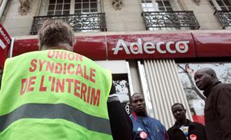 Leiharbeit in Frankreich: travail intérimaire