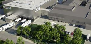 Wozabal Werk Enns das größte in Österreich