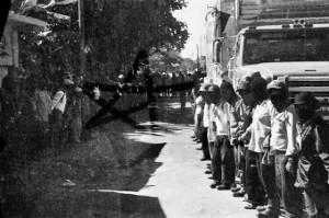Zapatisten 2006 - eines der Fotos aus dem Buch, das per cromdfunding unterstützt werden soll