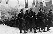 Lettische SS Truppe