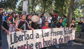 """Widerstand der Mapuche in Chile: """"Linke"""" Regierung setzt auf Polizeioffensive gegen indigenen Protest"""