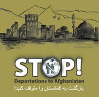 Stop Deportations to Afghanistan!