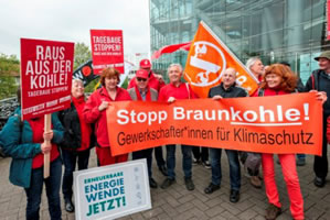Gewerkschafterinnen und Gewerkschafter für Klimaschutz
