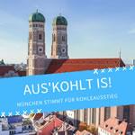 Bürgerentscheid zum Steinkohlekraftwerk in München