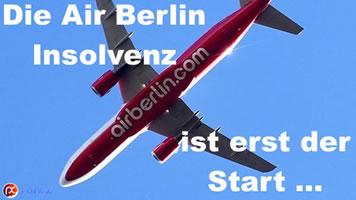 Air Berlin Insolvenz - ist erst der start (ver.di)