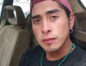 Rafael Nahuel, Mapuche-Aktivist am 26.11.2017 von der argentinischen Polizei erschossen