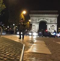 Protest gegen die libyschen Sklavenhändler in Frankreich, Paris am 18.11.2017