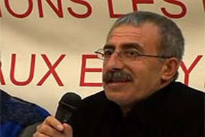 Mahmoud Salehi, Bäckergewerkschaft Iran wieder in Haft am 28.10.17