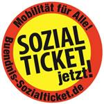 Sozialticket jetzt! Mobilität für alle!