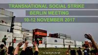 Plakat TSSP Treffenj Berlin 10.-12.11.17