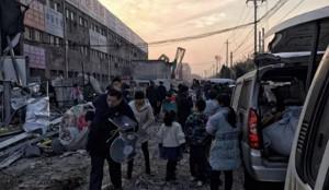 Vertriebene Wanderarbeiter Peking