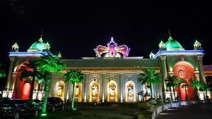 Chinesisches Kasino in Laos - mit rassistischen Beschäftigungskrterien