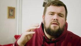 Sänger der linken Punkband »Feine Sahne Fischfilet«, Jan Gorkow