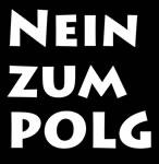 Nein zum Polizeigesetz