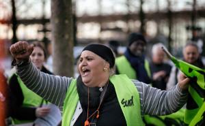45 Tage Streik bei Subunternehmen der SNCF erfolgreich im Dezember 2017