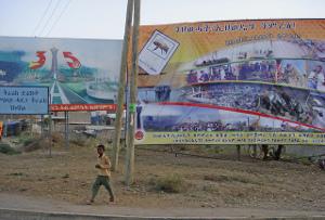 Propagandakampagne der äthiopischen Regierung