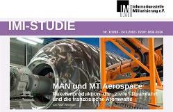 """IMI Studie 1/2018: """"MAN und MT Aerospace"""" von Peter Feiniger"""
