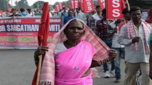 """Gewerkschaft """"Mazdoor Sangathan Samiti"""" (MSS): Ein exemplarisches Gewerkschaftsverbot: So wollen Indiens regierende Rechtsradikale die Gewerkschaftsbewegung als terroristisch unterdrücken…"""