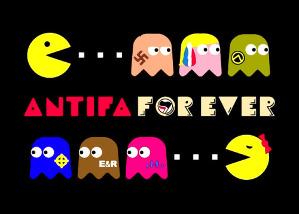 antifa forever