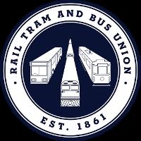 Logo der australischen eisenbahngewerkschaft