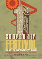 1. CoOpenAir Festival für Kooperativismus 12. bis 14. Oktober 2018 auf dem Gelände von VIOME Thessaloniki