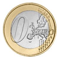 0-Euro-Münze