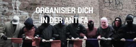 "Antifa United Frankfurt: ""Organisiere dich in der Antifa"""