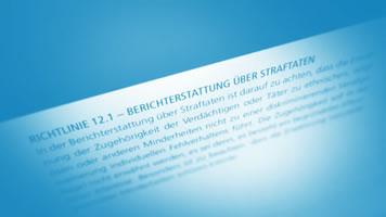 Pressekodex, Richtlinie 12.1