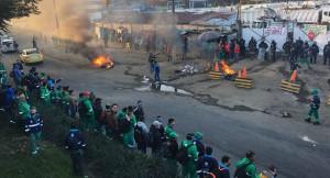 Wasserwerker Bogota gegen Esmad im Februar 2018