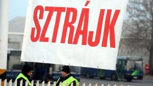 streik ungarn