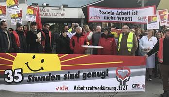 35-Stunden-Woche: Der Kampf um Arbeitszeitverkürzung in Österreich
