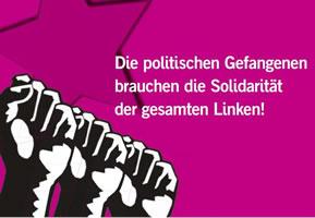 [18. März 2018] Aktueller denn je: Tag des politischen Gefangenen