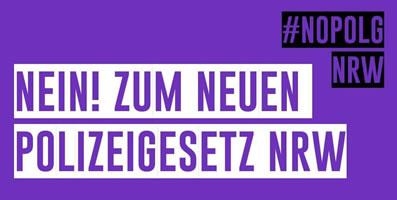 NRW-Polizeigesetz weitet Befugnisse der Polizei und des Verfassungsschutzes gewaltig aus