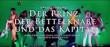 [Theater in Essen] Der Prinz, der Bettelknabe und das Kapital. Das Märchen von der sozialen Gerechtigkeit