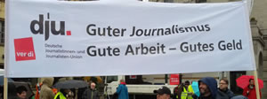 Guter Journalismus - Gute Arbeit - Gutes Geld