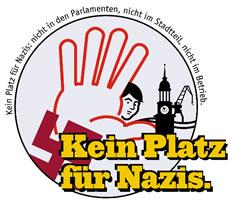 Hamburger Bündnis gegen Rechts: Kein Platz für Nazis