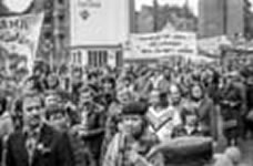 1. Mai 1977 in Berlin. Foto von Thomas Kacza