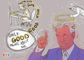 Orban und die freie Presse in Ungarn